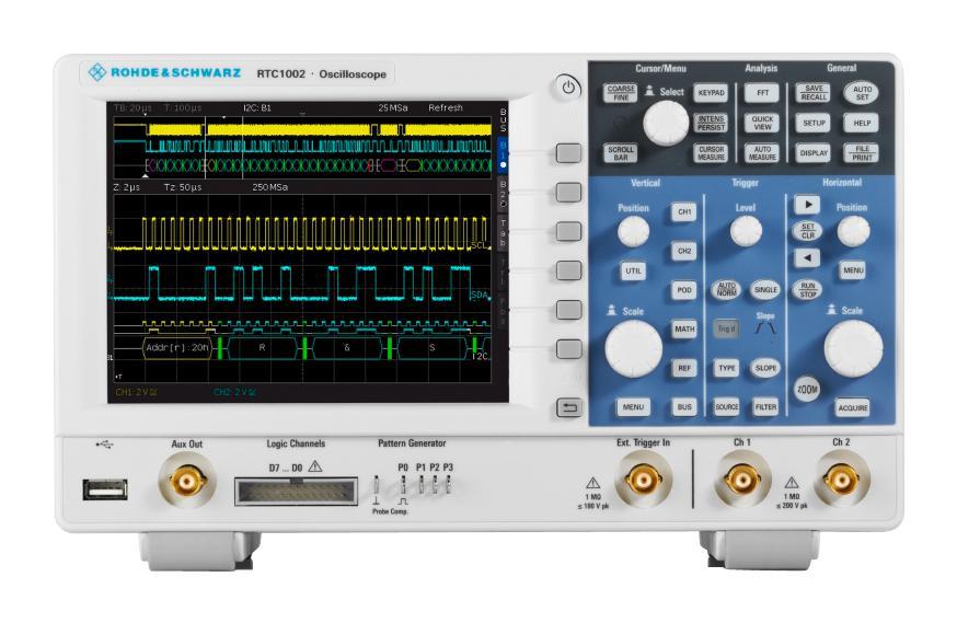RTC1002 + RTC-B222 + RTC-B1 (RTC1K-202M)